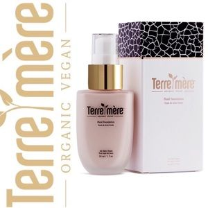 NEW IN BOX Terre Mere Fluid Foundation